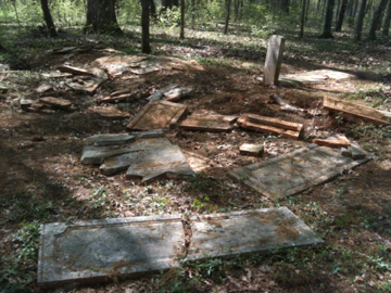 how to start a cemetery in alabama