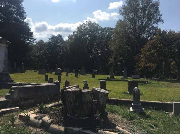 Cemeteries I Have Visited Fannies Your Aunt
