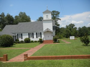 Little Sandy Ridge Presbyterian church
